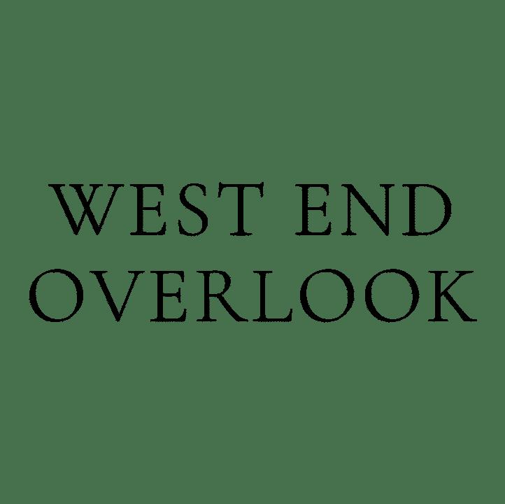 west end overlook black